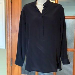 Madewell silk top